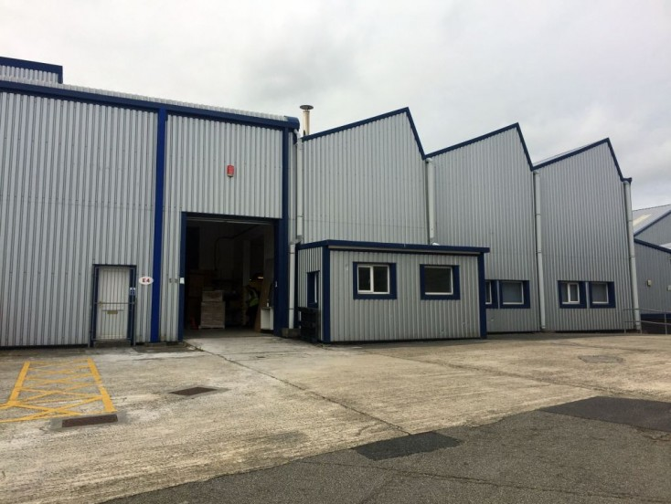 Unit E4/E5, Formal Business Park, Camborne, Cornwall, TR14 OPY
