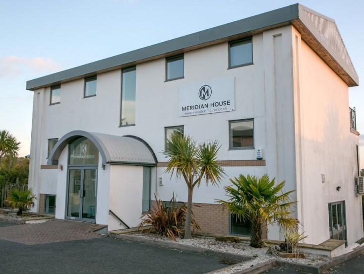 Ground Floor Suite, Meridan House, Heron Way, Newham, Truro, TR1 2XN