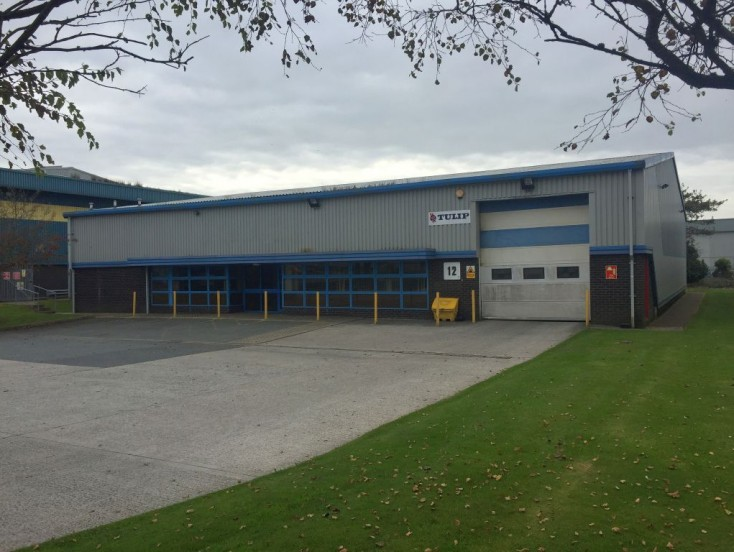 Unit 12, Pool Industrial Estate, Pool, Redruth, TR15 3RH