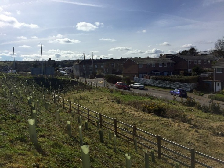 Residential Development Site, Church View Road, Camborne  TR14 8RQ