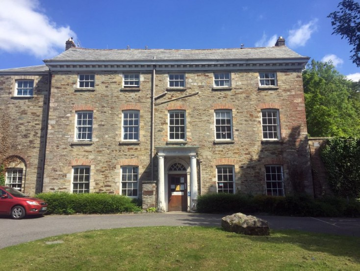 Priory House, Priory Road, Bodmin, PL31 2AE