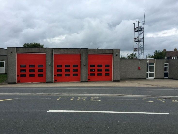 Former Fire Station, Close Hill, Redruth, TR15 1EP