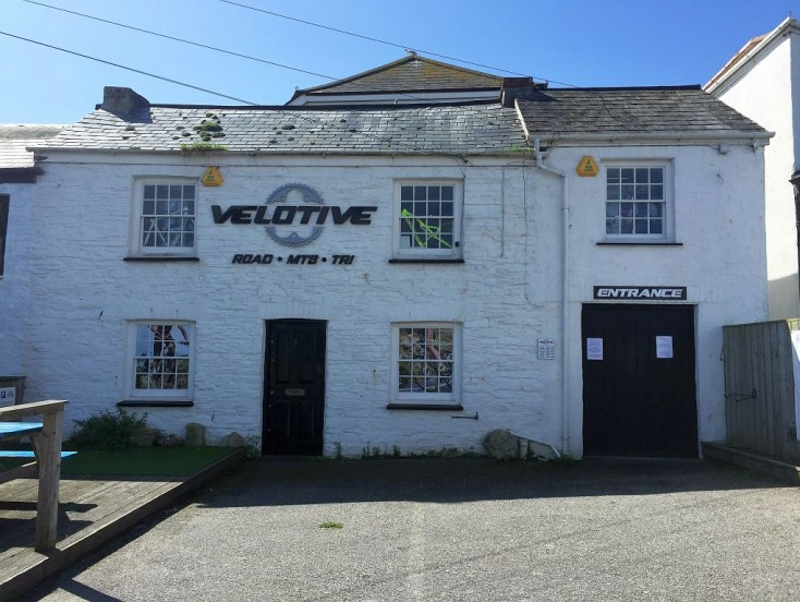 Velotive, 6 Alma Place, Newquay, Cornwall TR7 1NF