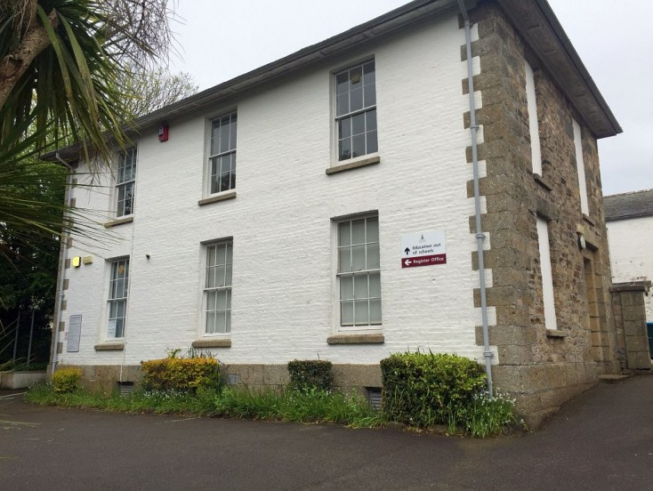 Alphington House, Alverton Place, Penzance,  TR18