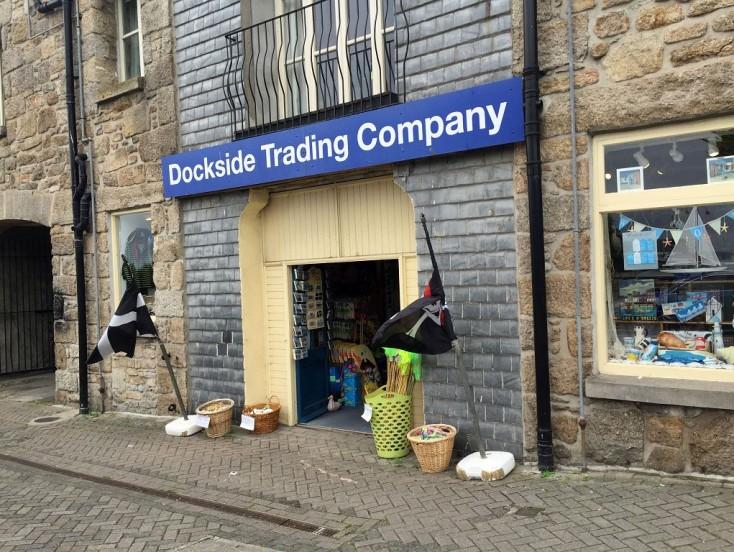 Dockside Trading Premises, Wharf Road, Penzance, Cornwall, TR18 2JY