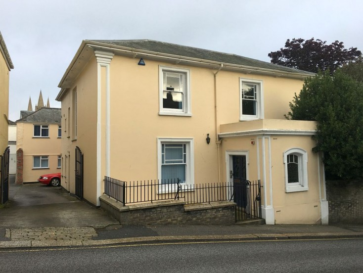 Richmond Villas, 37 Edward Street, Truro  TR1 3AJ