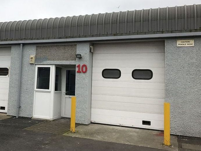 Unit 10 Treloggan Trade Park, Treloggan Industrial Estate, Newquay  TR7 2QL