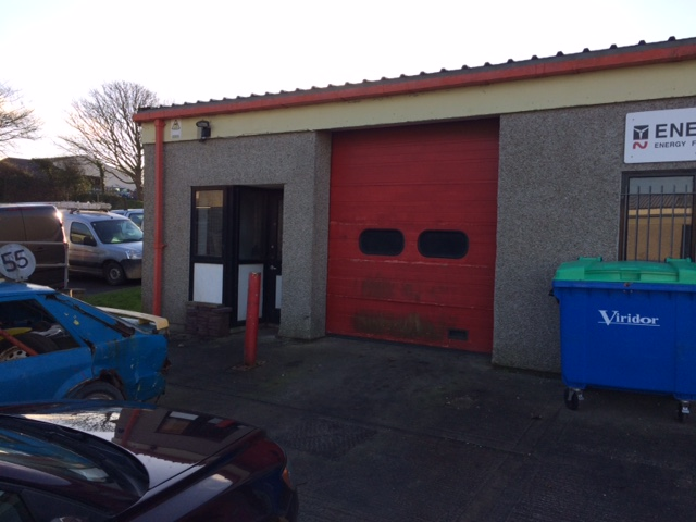 Unit 8A St Columb Industrial Estate, St Columb, Newquay  TR9 6SF