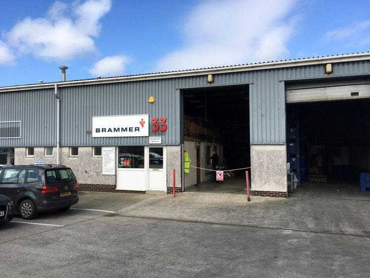 Unit 33, Cardrew Trade Park North, Cardrew Way, Redruth TR15 1SZ
