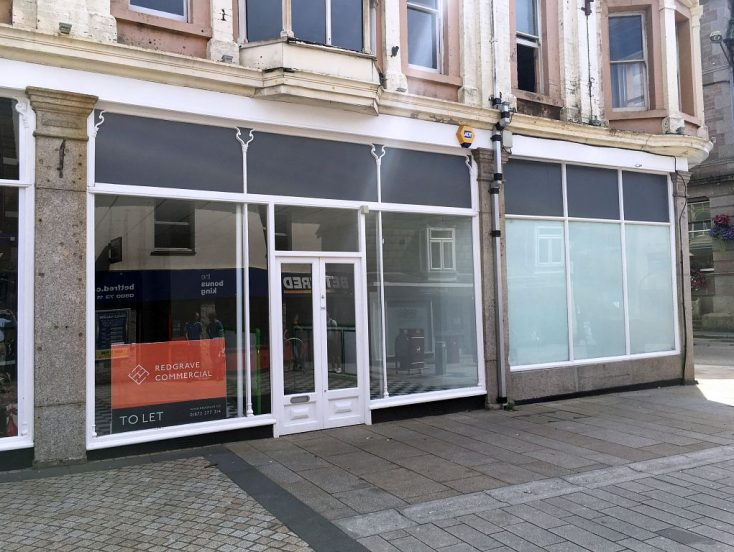 Unit 2, Tower House, Fore Street, Redruth,   TR15 2BP