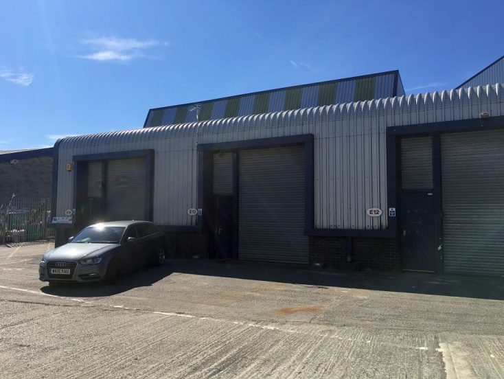 Unit E13, Formal Industrial Estate, TR14 0PY