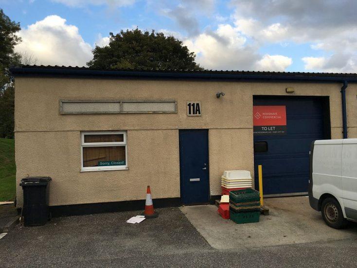 Unit 11A Kernick Trade Park, Parkengue, Penryn, TR10 9EP
