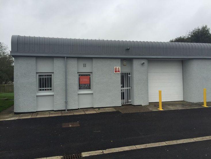 Unit 17, Treloggan Trade Park, Newquay, Cornwall  TR7 2QL