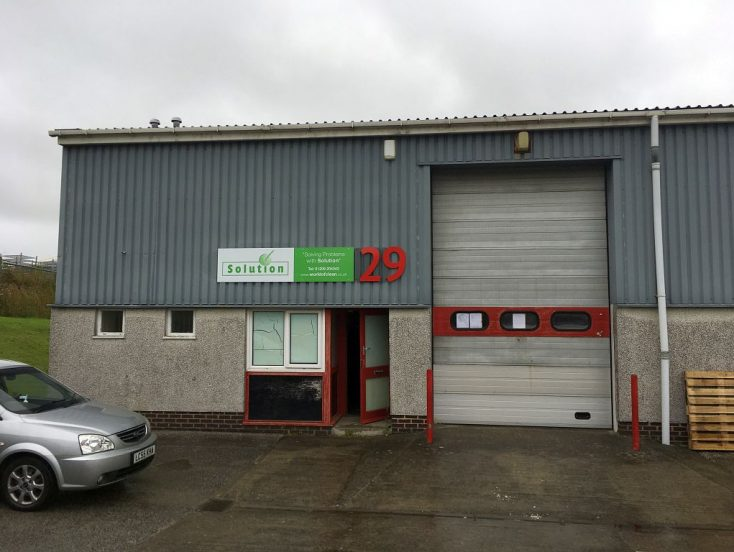 Unit 29 Cardrew Trade Park, Cardrew Way, Redruth  TR15 1SZ
