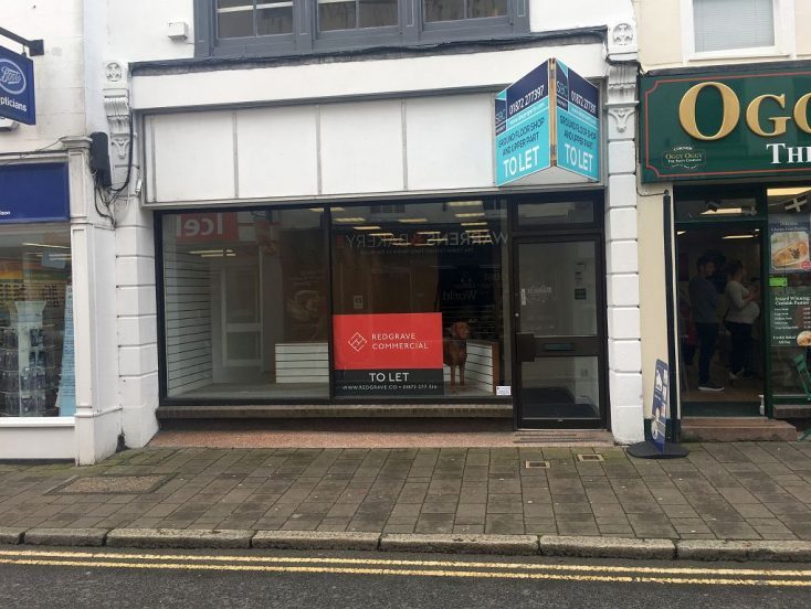 14 Fore Street, Bodmin  PL31 2HQ