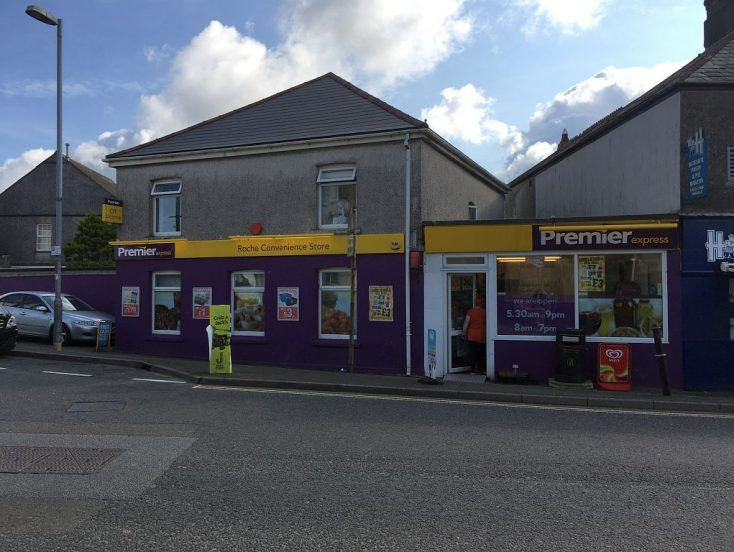 Premier Express, 5 Fore Street, Roche, St Austell  PL26 8EP
