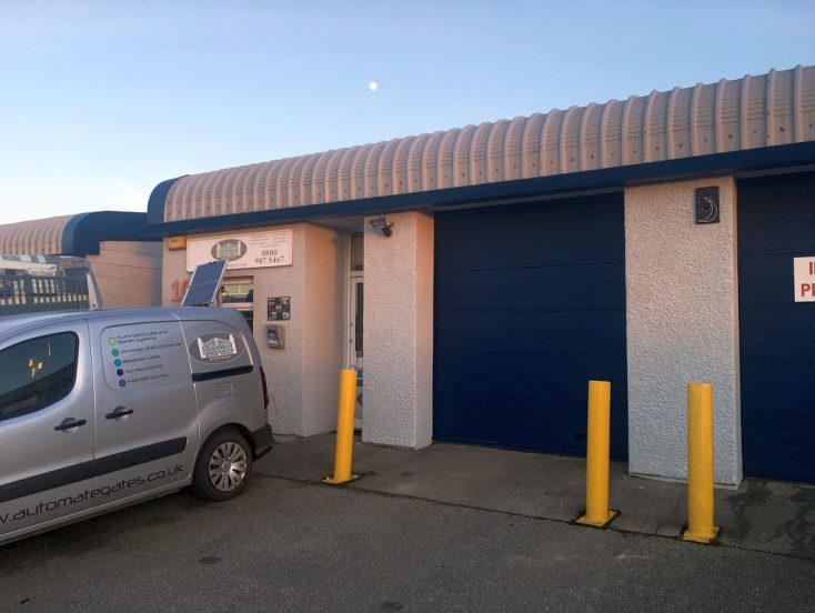 Unit 10, Cardrew Trade Park, Redruth  TR15 1SW