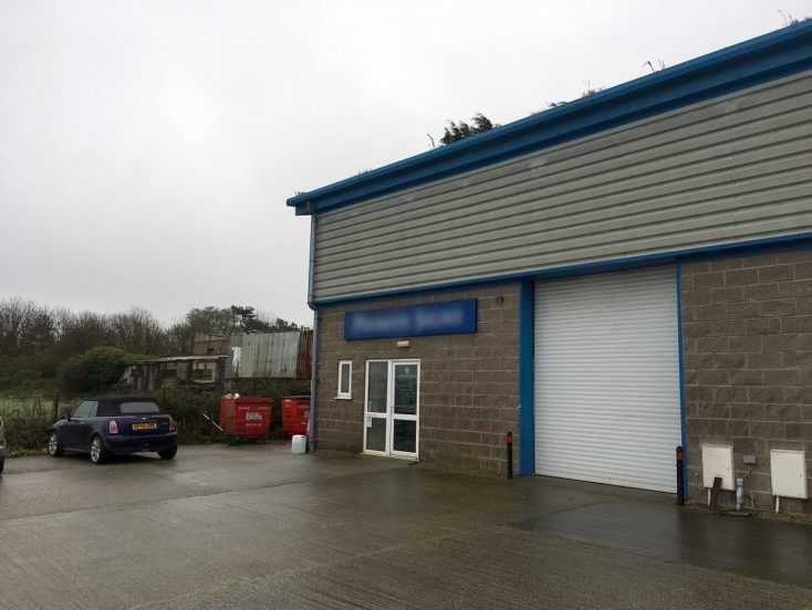 Unit 9A Barncoose Industrial Estate, Redruth  TR15 3RQ