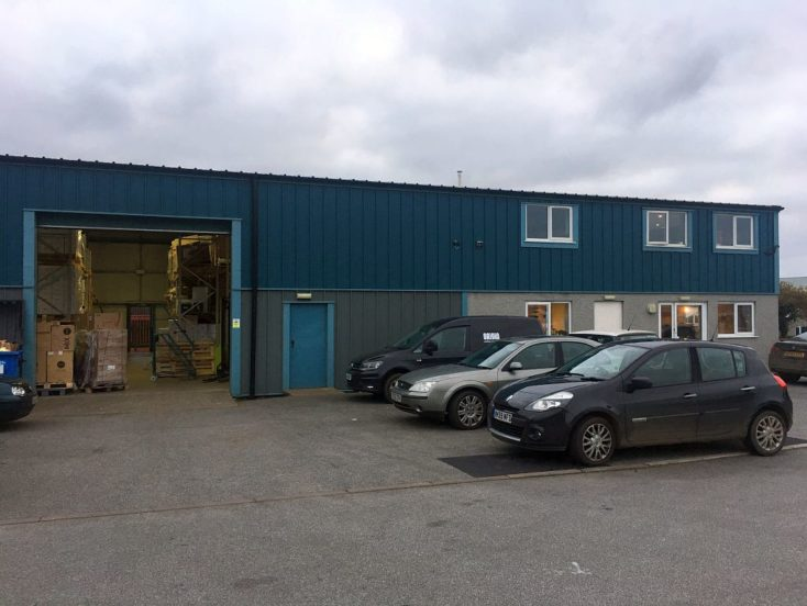 Unit A, Ruston House, Wheal Vrose Business Park, Helston  TR13 0FG