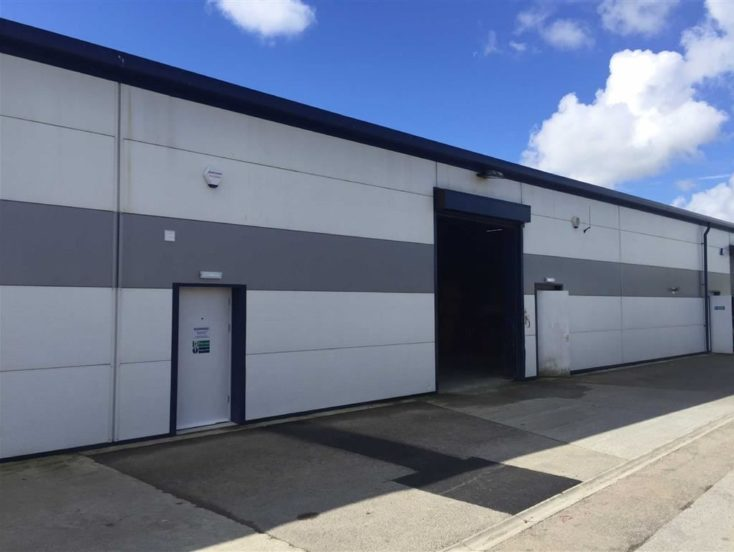 Unit C, Questmap Business Park, Long Rock Industrial Estate, Penzance  TR20 8HX