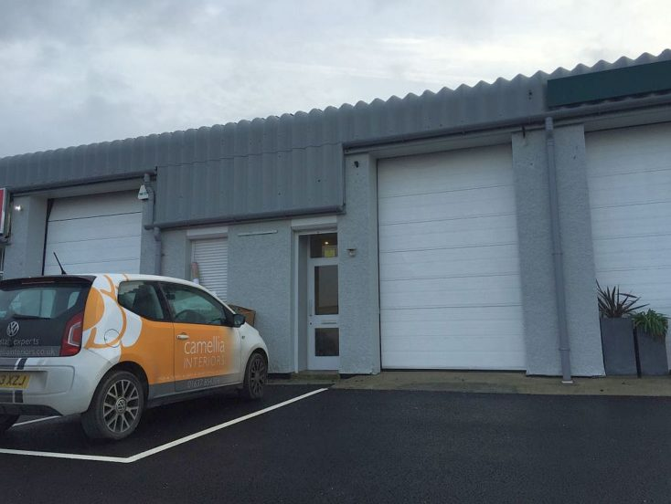 Unit 6 Treloggan Trade Park, Newquay  TR7 2QL