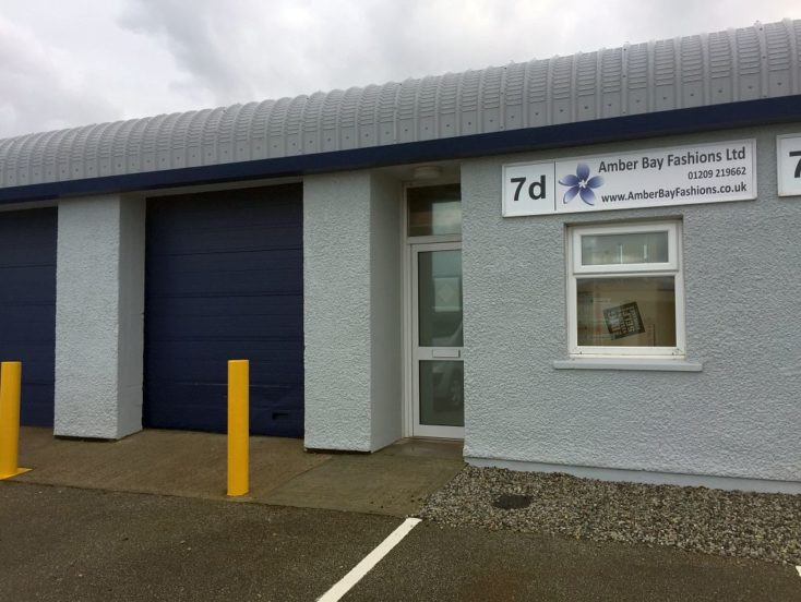 Unit 7, Cardrew Trade Park South, Cardrew Way, Redruth  TR15 1SW
