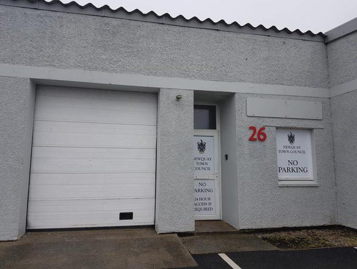 Unit 26, Treloggan Trade Park, Newquay  TR7 2QL