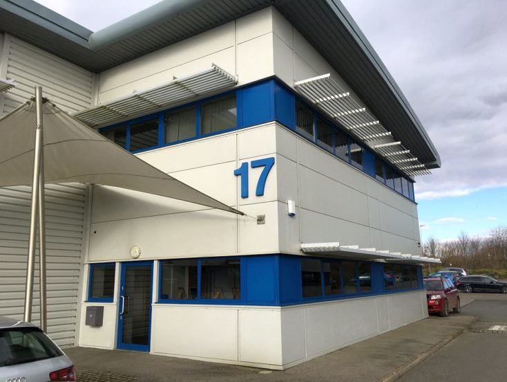 1st Floor Aspect House, 17 Callywith Gate Industrial Estate, Launceston Road, Bodmin  PL31 2RQ