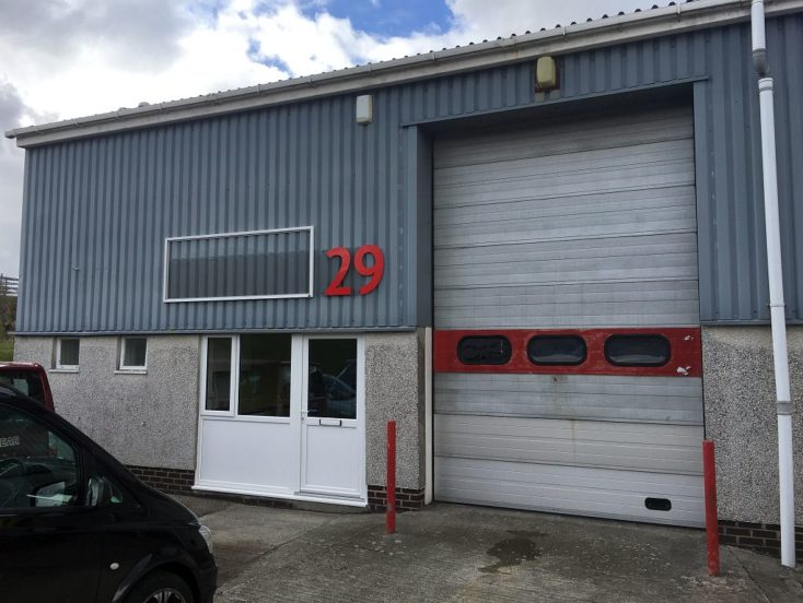 Unit 29, Cardrew Trade Park North, Cardrew Way, Redruth  TR15 1SZ