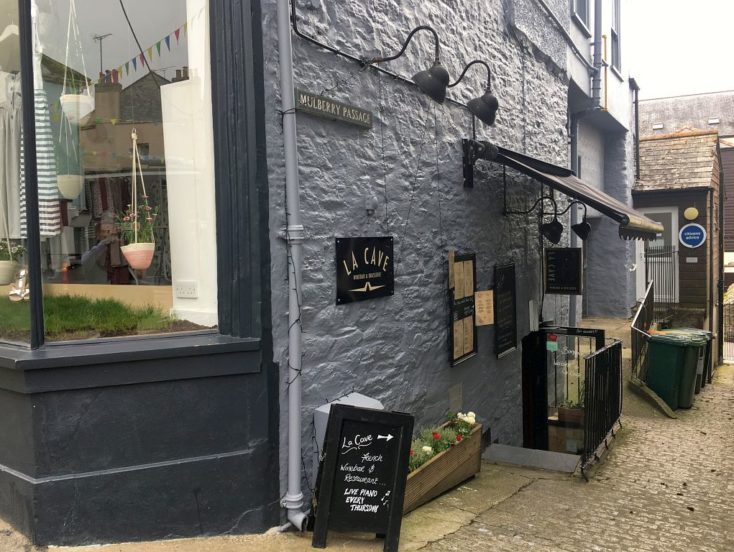 La Cave Investment, 29 High Street, Falmouth  TR11 2AD