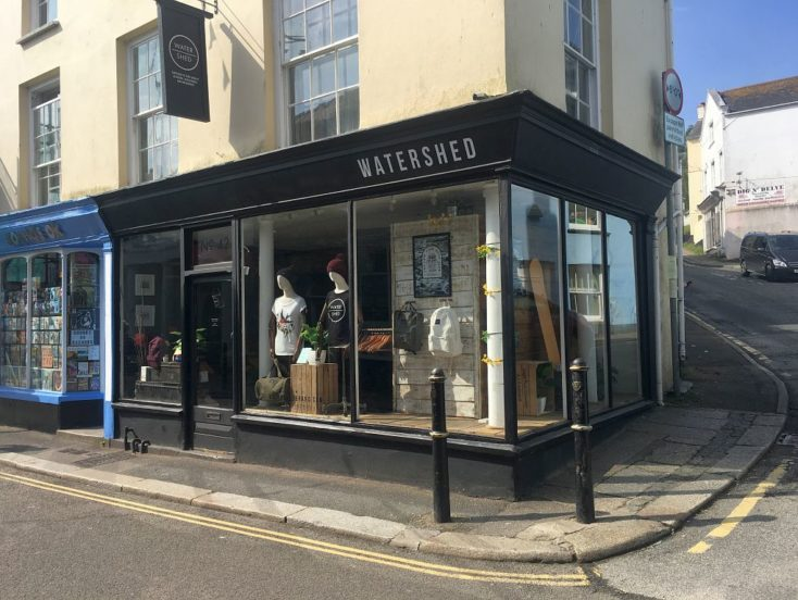 (Watershed) 42 Arwenack Street, Falmouth  TR11 3JH