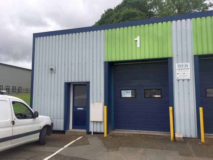 Unit 1, Kernick Trade Park, Penryn  TR10 9EP