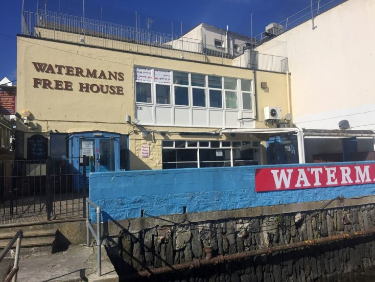 Watermans, 28A Market Street, Falmouth  TR11 3AT