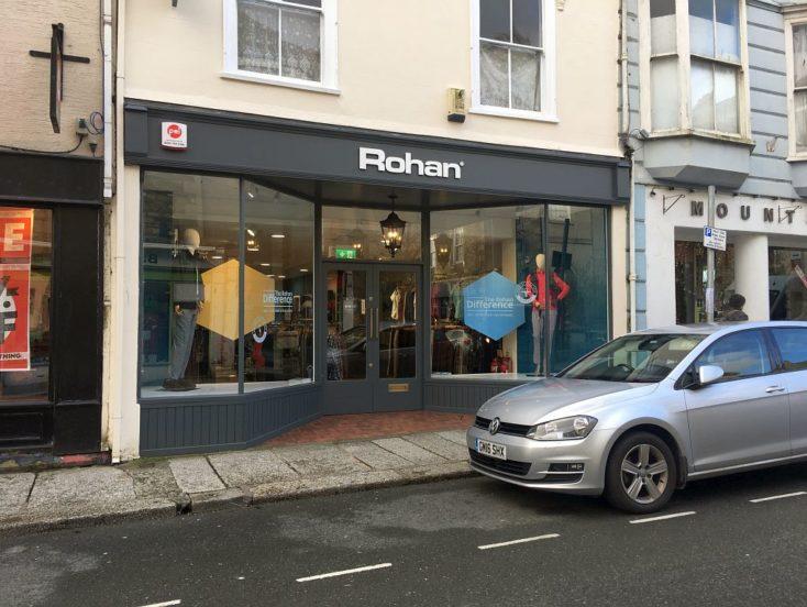 Rohan Investment, 11 River Street, Truro  TR1 2SQ