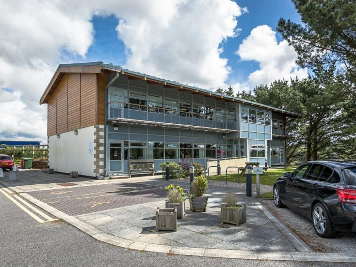 Calenick House, Truro Technology Park, Newham, Truro  TR1 2XN
