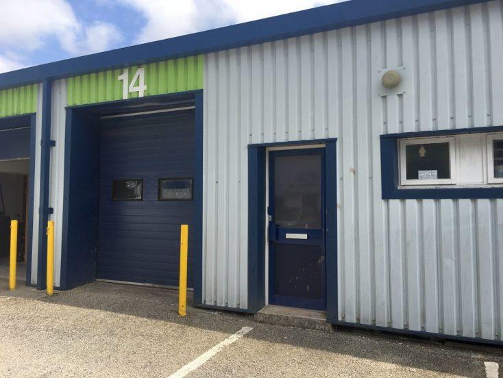 Unit 14 Kernick Trade Park, Penryn TR10 9EP