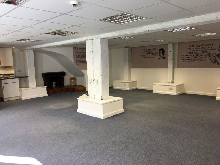 Trevithick Suite, Old Art School, Clinton Road, Redruth   TR15 2QE