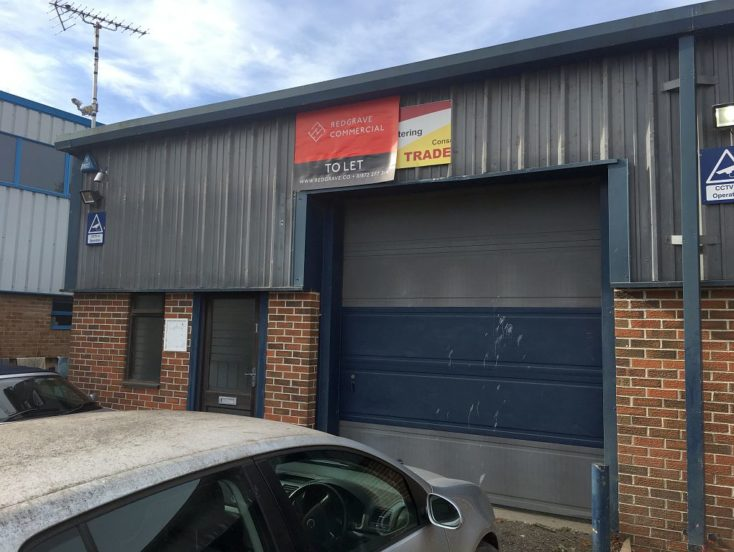 Unit 1, Heron Way, Newham, Truro  TR1 2XN