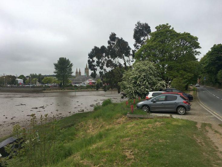 Car Park, Malpas Road, Truro  TR1 1UR