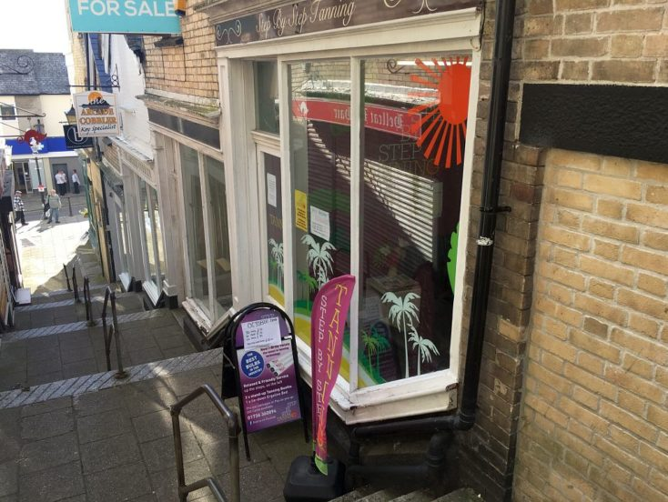 4 Arcade Steps, Penzance TR18 2HW