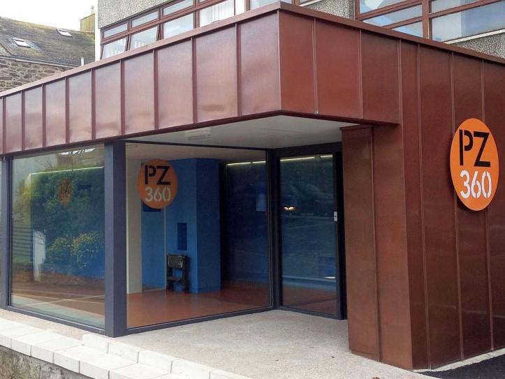 Ground Floor Suite, PZ360, St Mary's Terrace, Penzance  TR18 4DZ