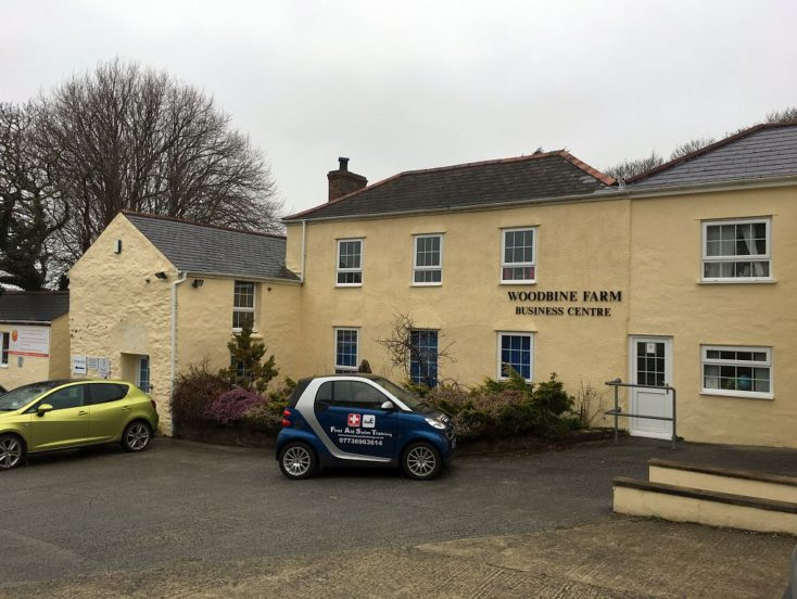 Woodbine Farm Business Centre, Threemilestone, Truro  TR3 6BW