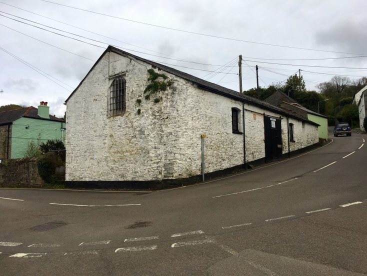 The JP Building, Hillhead Road, Penryn  TR10 8JU