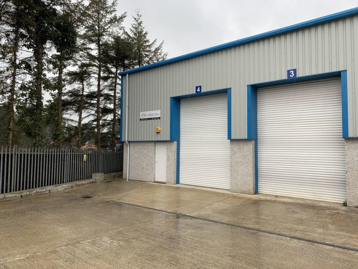 Unit 4 United Downs Industrial Estate, St Day, Redruth  TR16 5HY
