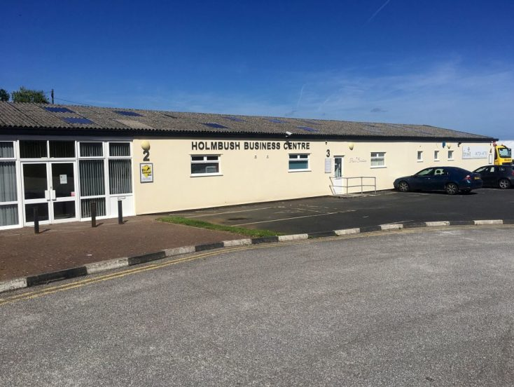 Unit 4, Holmbush Business Centre, Wheal Northey  PL25 3EF