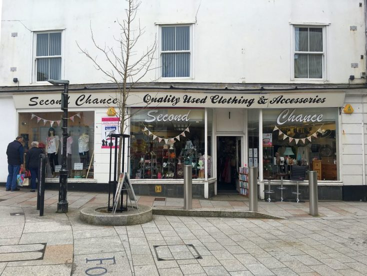 2&4 Bodmin Road, St Austell  PL25 5AE