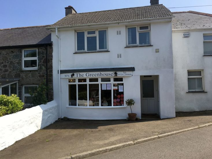 The Greenhouse, St Keverne, Helston  TR12 6NN