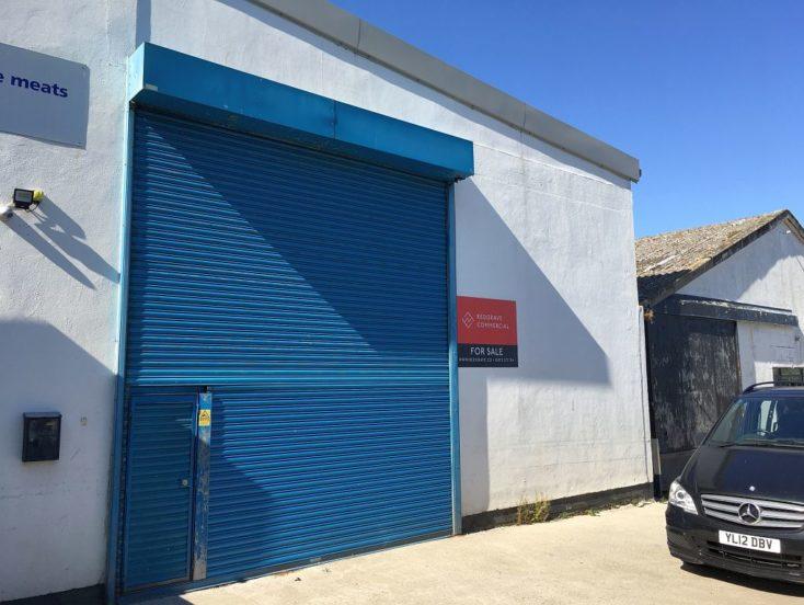 Unit 1, Windmill Industrial Estate, Fowey  PL23 1HB