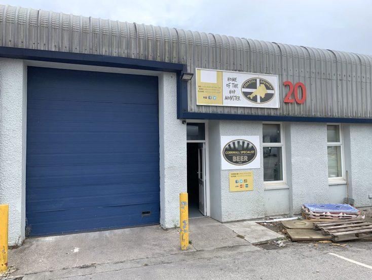 Unit 20 Cardrew Trade Park South, Cardrew Way, Redruth  TR15 1SW