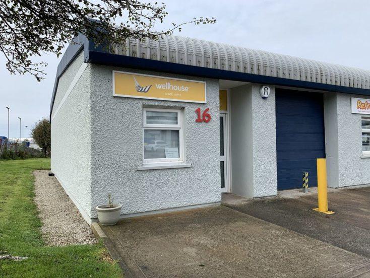 Unit 16 Cardrew Trade Park South, Cardrew Way, Redruth  TR15 1SW